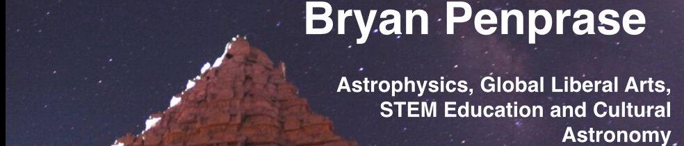 Media Platform for Bryan Penprase
