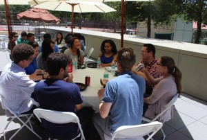group.lunch.at.caltech