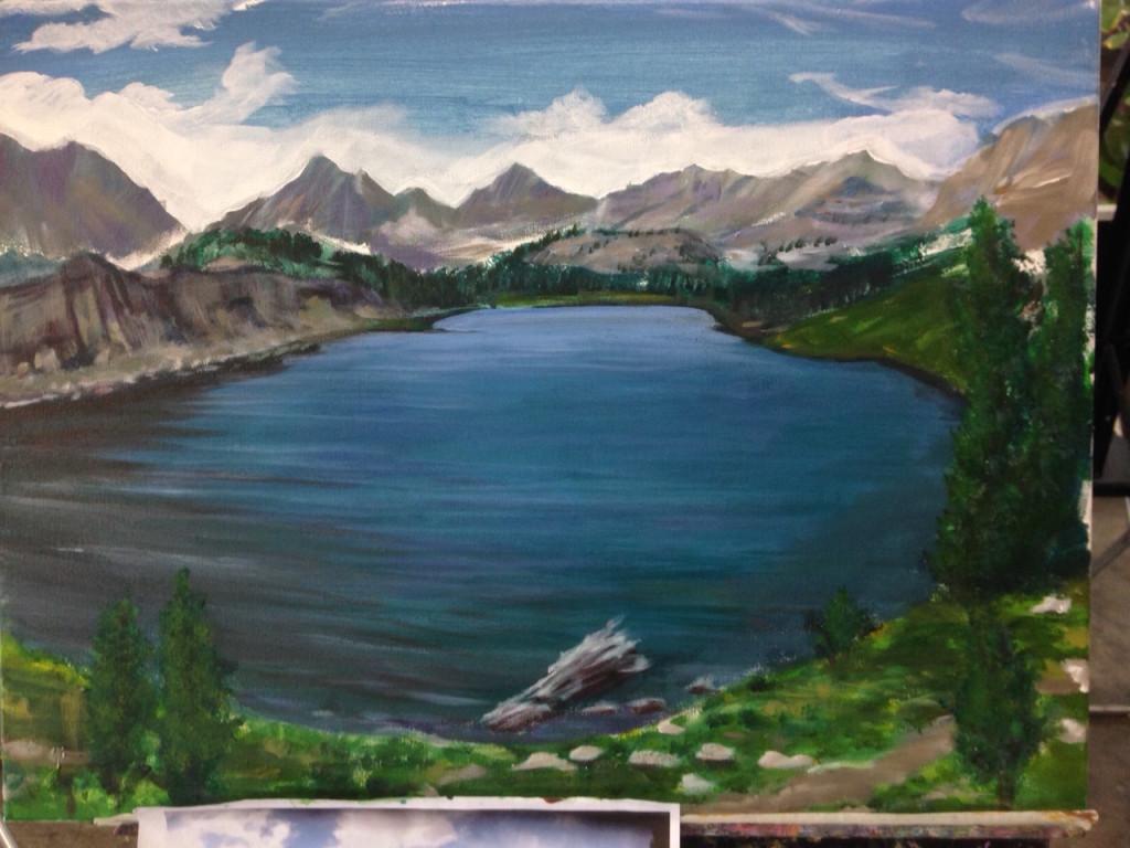 painting.sierras
