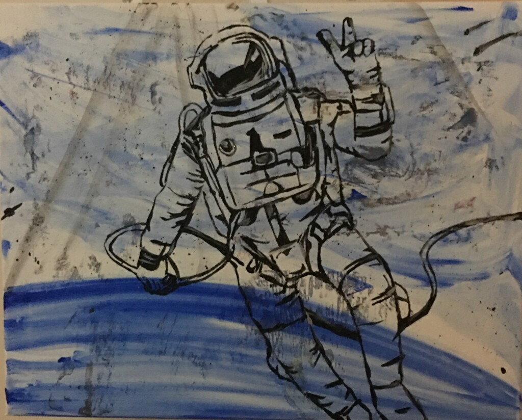 astronaut_painting - 1