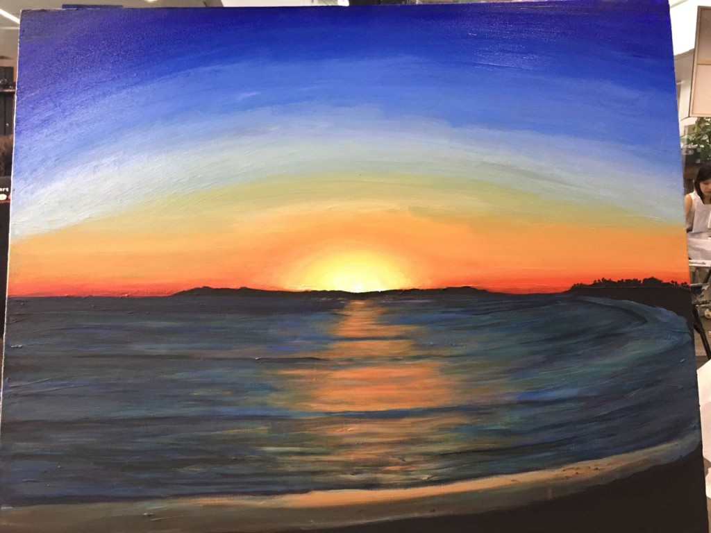my.painting.california.ocean - 1