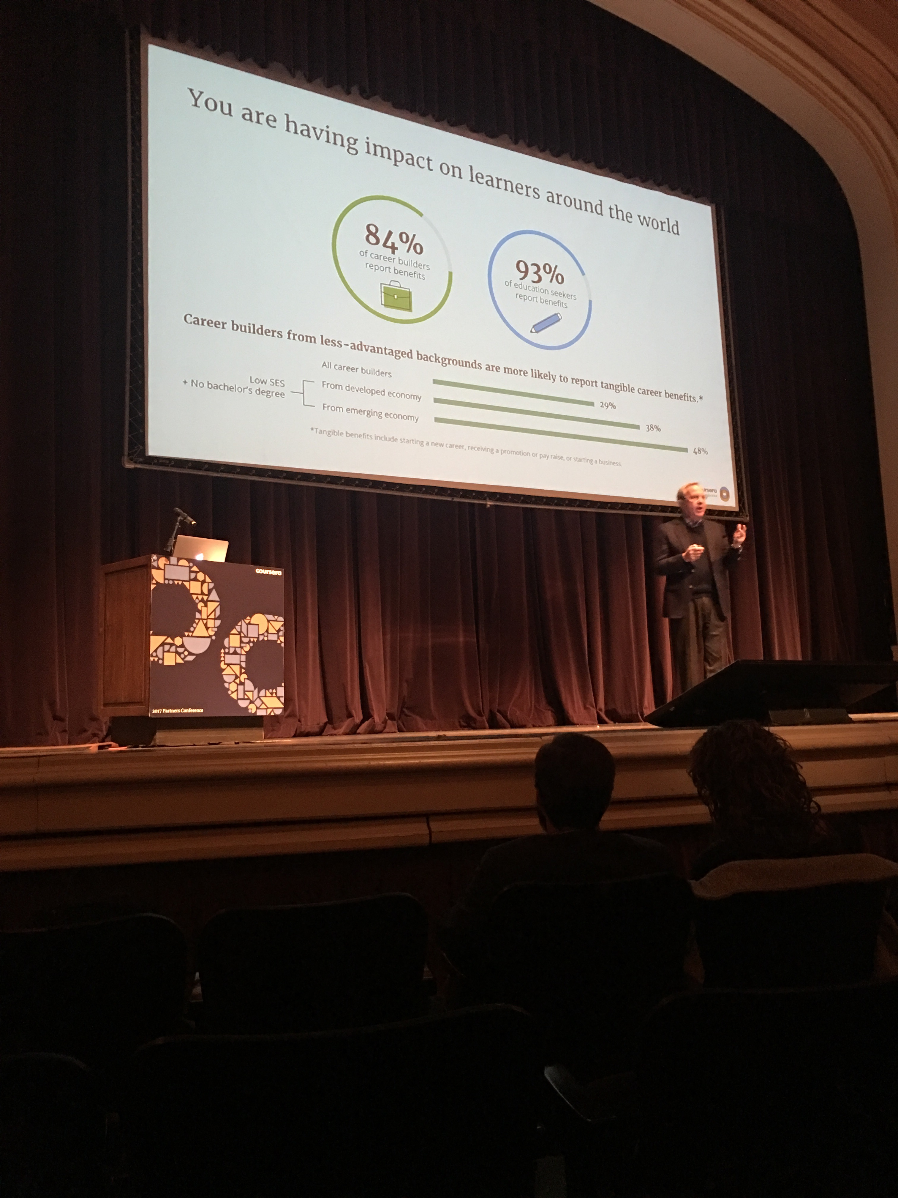 Coursera Partners Conference in Boulder, CO | Bryan Penprase